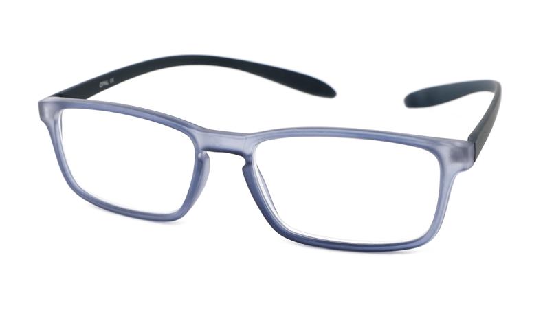 Leesbril Proximo PRII058-C66-blauw-grijs