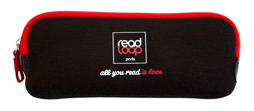 Leesbril Readloop Cauris 2604-06 zebra print