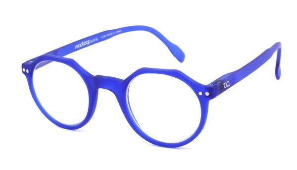 Leesbril Readloop Hurricane 2623-08 Blauw met uv en blauwlicht filter