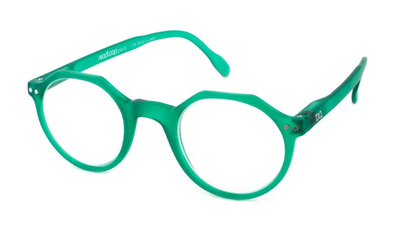 Leesbril Readloop Hurricane 2623-11 groen