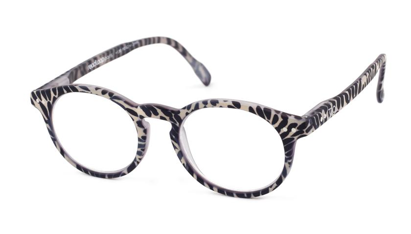 Leesbril Readloop Tradition 2601-11 Zebra print
