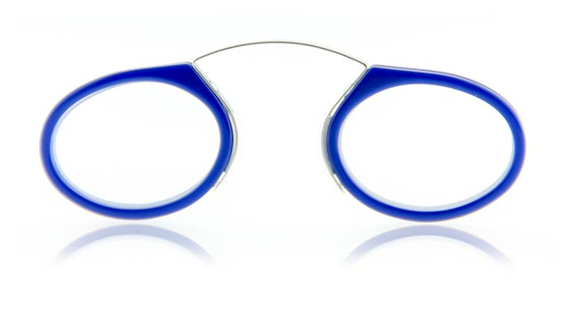 Leesbril Seeoo blauw