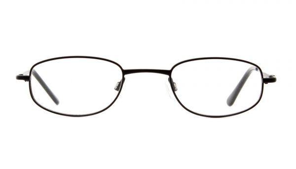 Leesbril Topper metal 0618 zwart