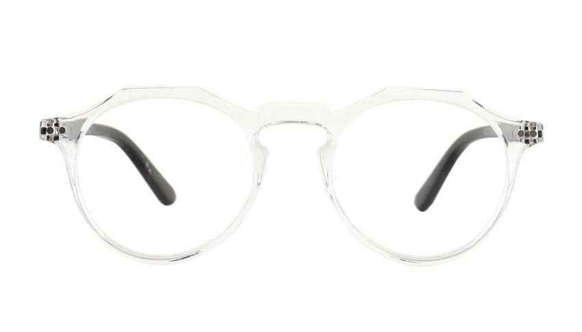 Leesbril Victoria Eyes 276 Winston transparant / zwart