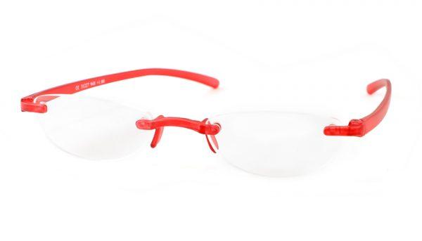 Leesbril Visibilia Moxxi 31227 rood
