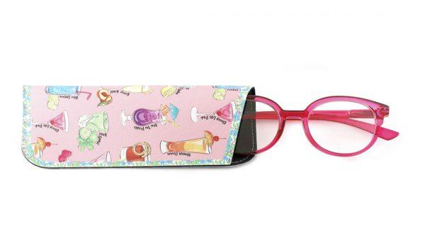 Leesbril Vista Bonita VB015 Cherry Lips Pink Nova