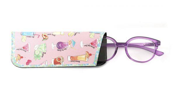 Leesbril Vista Bonita VB016 Mai Tai Purple Nova