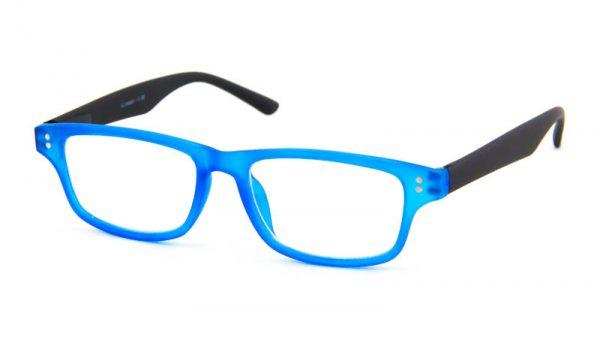 Leesbril iZi reader 03 blauw/zwart