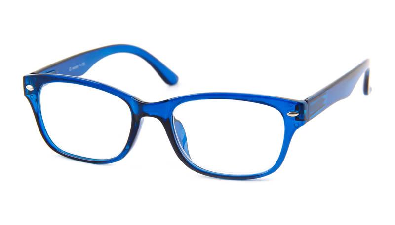 Leesbril iZi reader 04 blauw