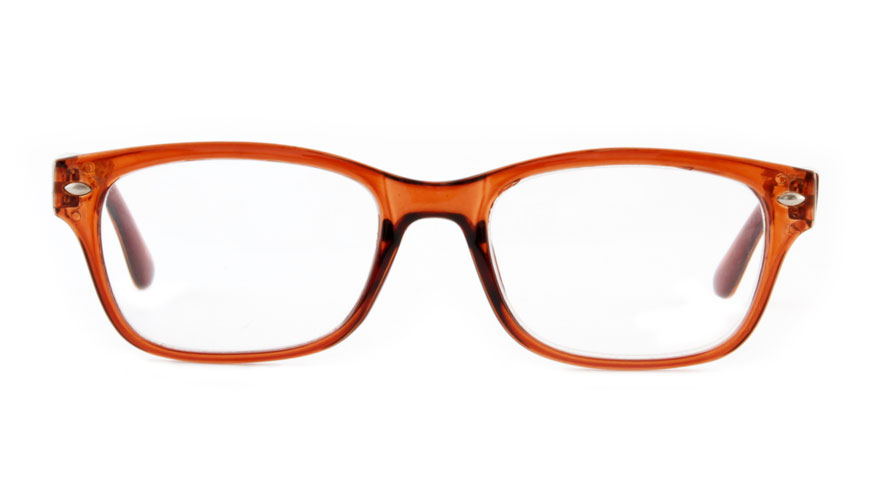 Leesbril iZi reader 04 bruin