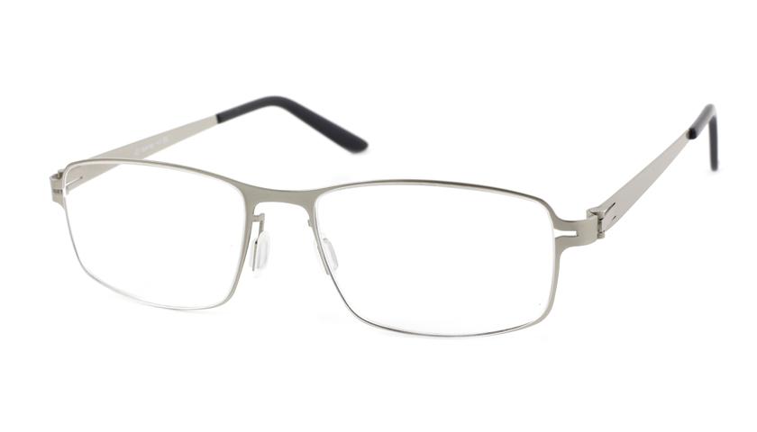 Leesbril iZi reader 51 zilver
