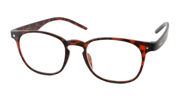 Leesbril polaroid PLD0018 R N9P mat havanna