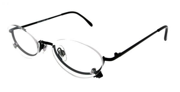 Make-up bril INY Beauty G7200 zwart