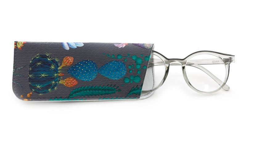 Set leesbril Vista Bonita VB002 Kadushi Silver