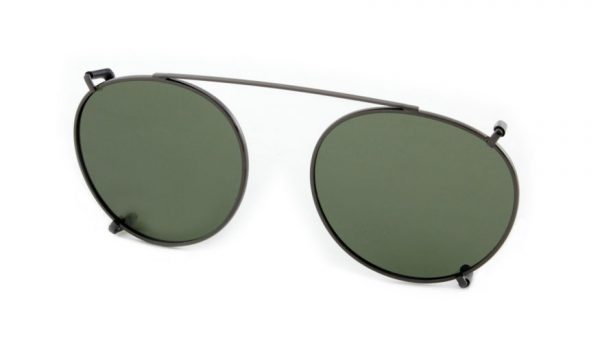Zonneclip voor alleen Blueberry brillen maat M