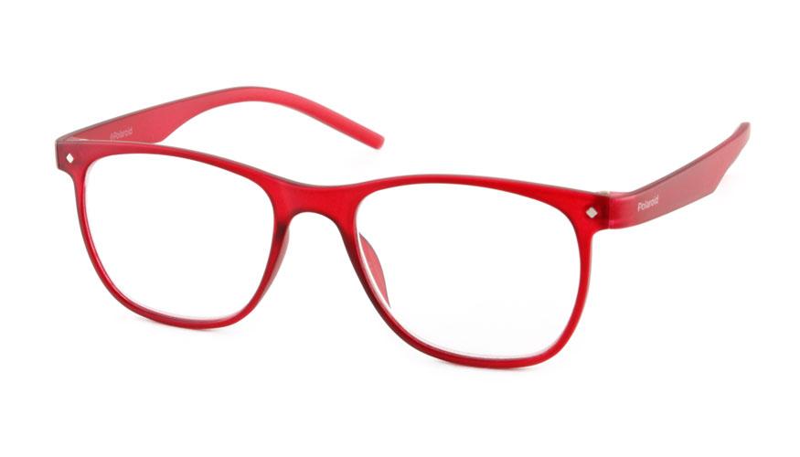 leesbril polaroid PLD0019 R 0Z3 Rood