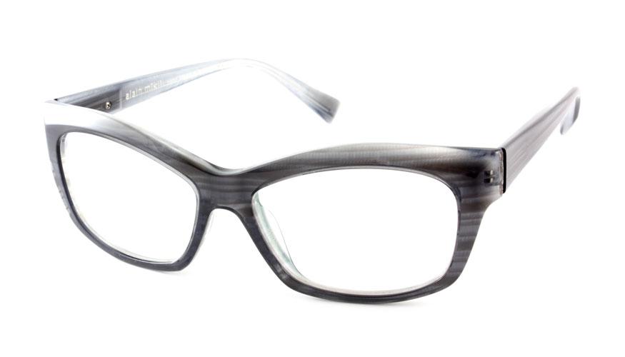 Leesbril Alain Mikli A03009 zwart/grijs