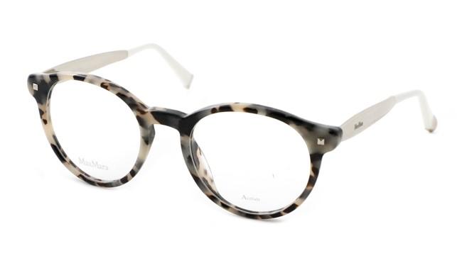 Leesbril MaxMara 1272 zwart wit