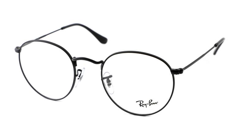 Leesbril Ray-Ban RX3447V 2503 50 zwart