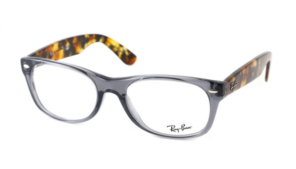 Leesbril Ray-Ban RX5184 5629 52 grijs havanna