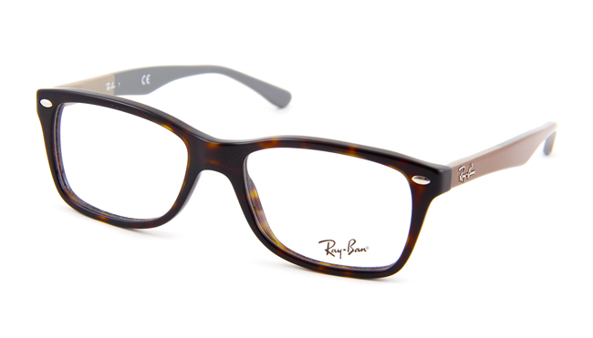 Leesbril Ray-Ban RX5228-5545-53 havanna