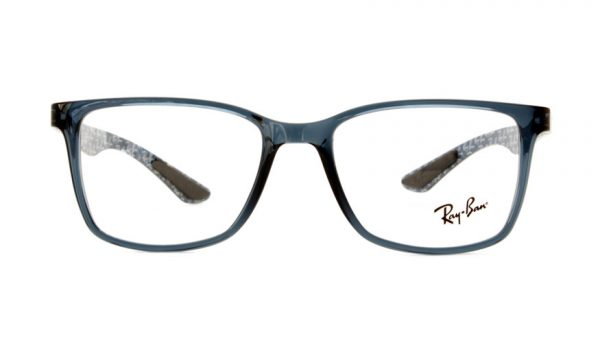 Leesbril Ray-Ban RX8905-5844-53 transparant blauw