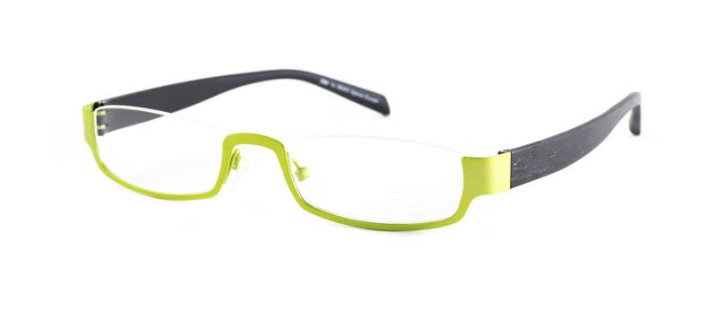 Leesbril Seiko lookover S2 SZ406 325 lime-groen