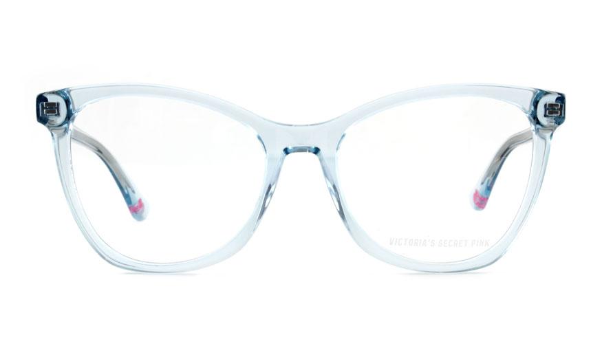 Leesbril Victoria's Secret Pink VS5007/V 072 transparant blauw