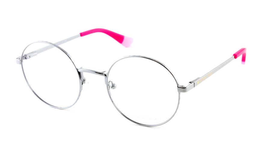 Leesbril Victoria's Secret VS5001/V 016 zilver roze