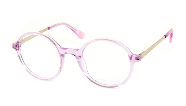 Leesbril Victoria's Secret VS5005/V 072 roze transparant