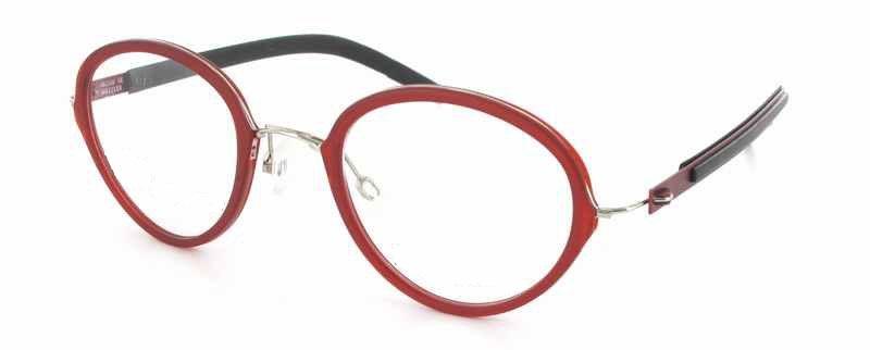 Leesbril Metzler 5050 B rood/zwart