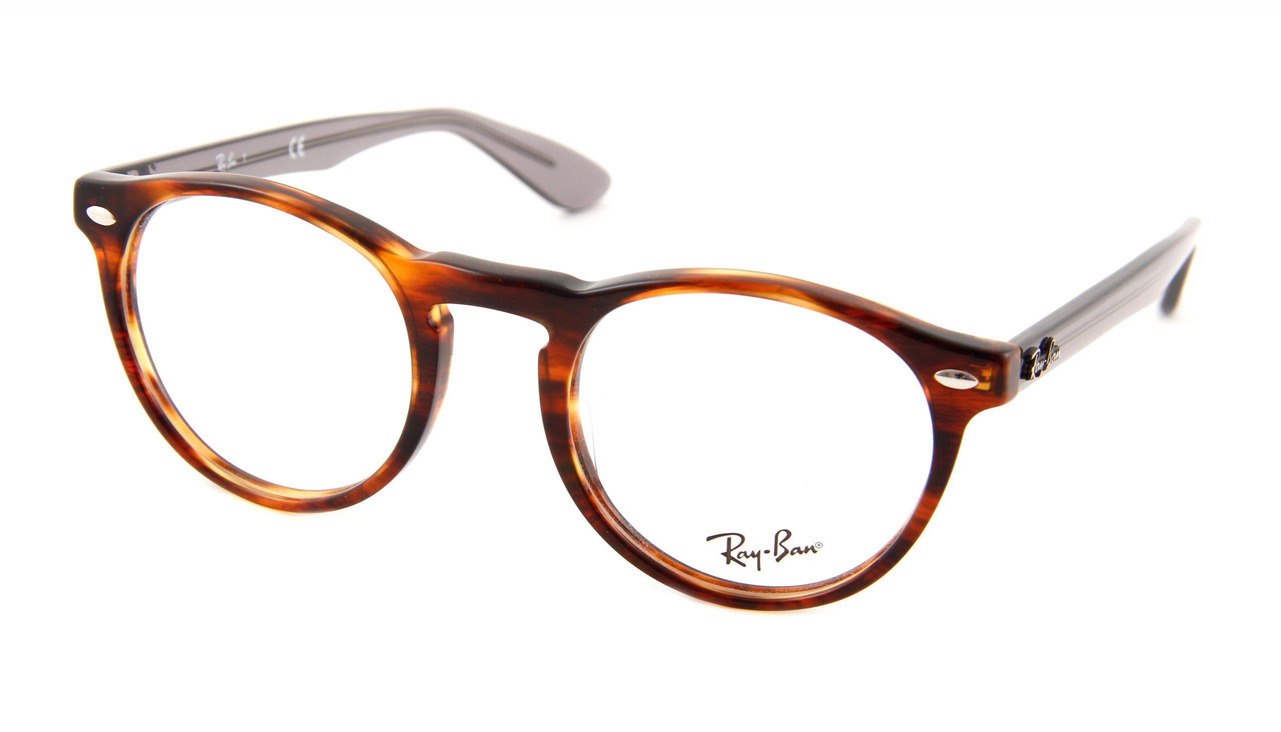 Leesbril Ray-Ban RB5283-5607-49 havanna