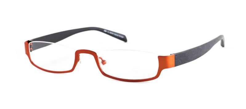 Leesbril Seiko lookover S2 SZ406 317 Oranje