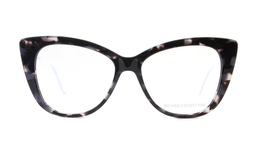 Leesbril Victoria's Secret Pink PK5005/V 056 zwart wit