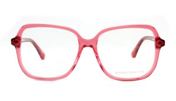Leesbril Victoria's Secret Pink PK5008/V 066 transparant roze