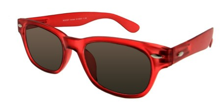 Leeszonnebril INY Woody Sun G14600 rood