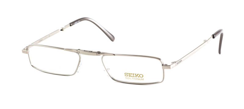Opvouwbare leesbril Seiko t 0656 020 zilver