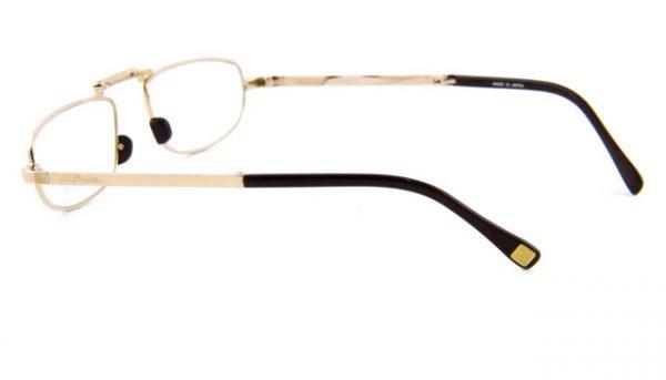 Opvouwbare leesbril St. Dupont 8054U C1 goud