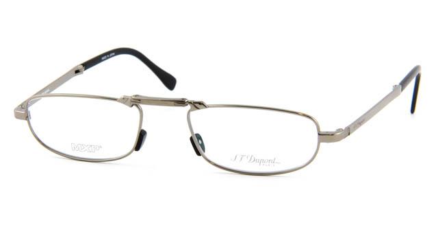 Opvouwbare leesbril St. Dupont 8054U C3 zilver