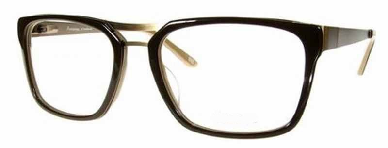 Leesbril Archipelago 5509 C3 bruin/zilver