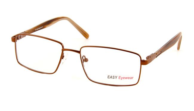Leesbril Easy Eyewear 2320 C63 55-17 roze/brons