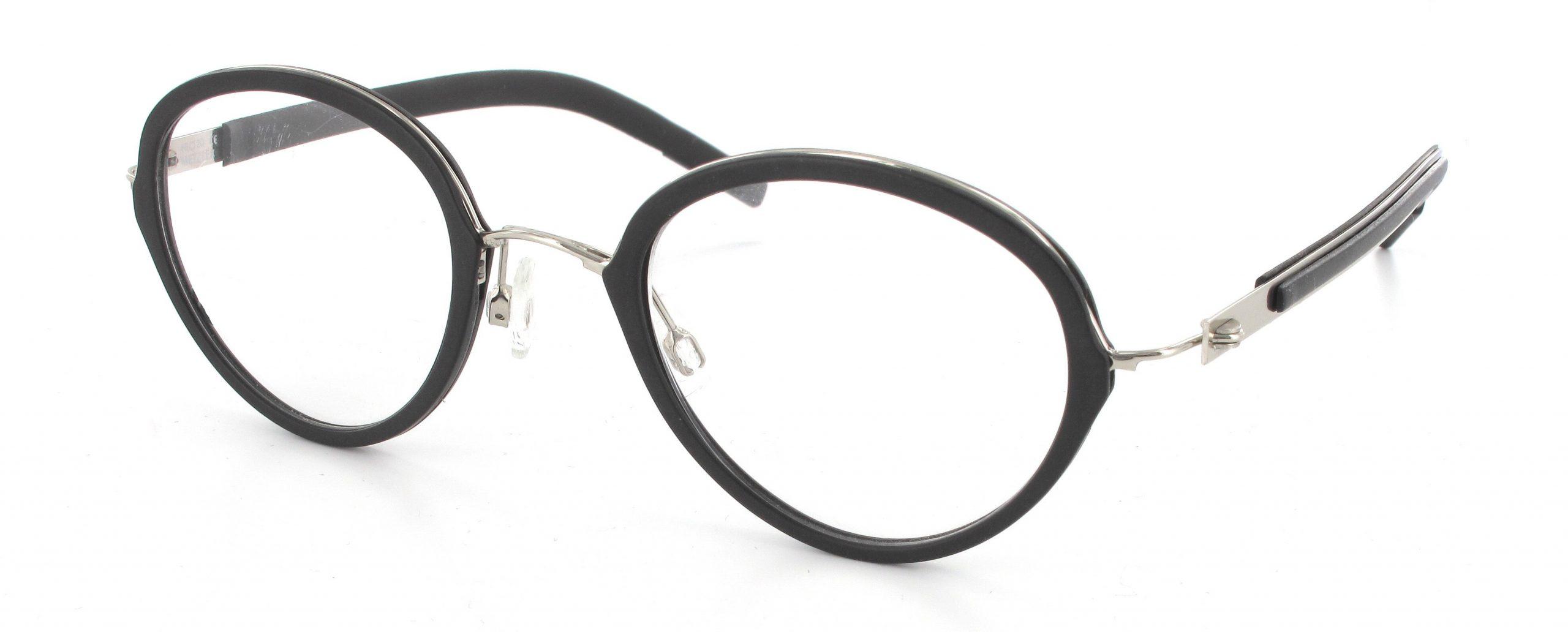 Leesbril Metzler 5050 C zwart