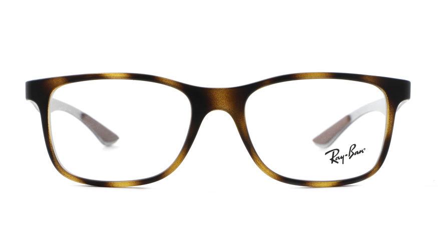 Leesbril Ray-Ban 0RX-8903 5200 55 mat havanna