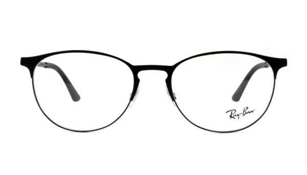 Leesbril Ray-Ban RX6375 2944 51 mat zwart