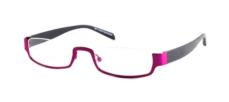 Leesbril Seiko lookover S2 SZ406 384 fuchsiaroze