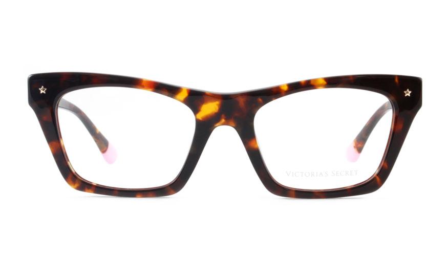 Leesbril Victoria's Secret VS5008/V 052 havanna roze