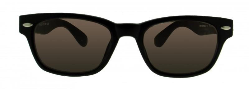 Leeszonnebril INY Woody Sun G11700 zwart