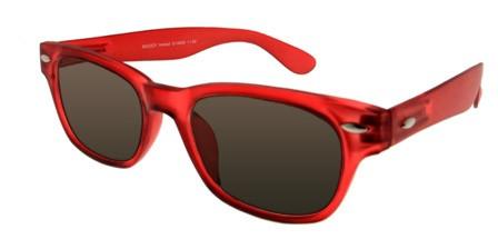 Leeszonnebril INY Woody Sun G14600 rood