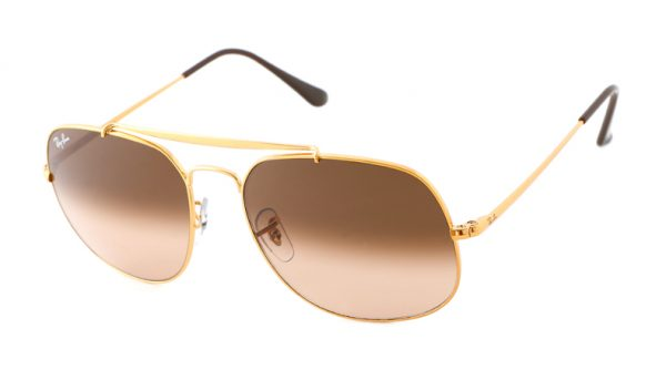 Leeszonnebril Ray-Ban The General RB3561 9001A5 57