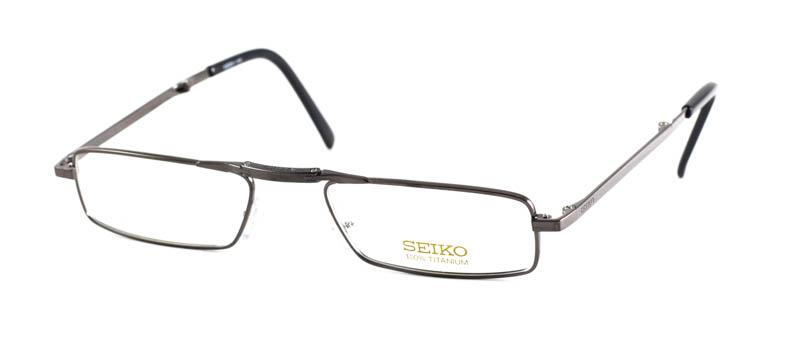 Opvouwbare leesbril Seiko t 0656 992 brons